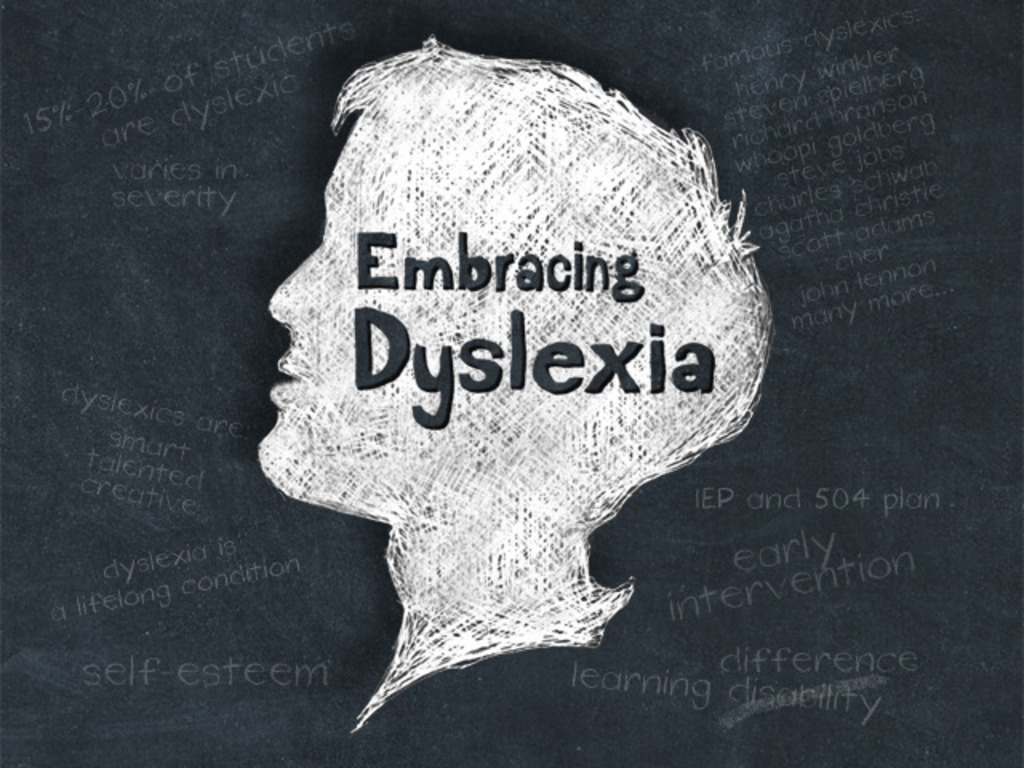 Embracing Dyslexia (documentary)'s video poster