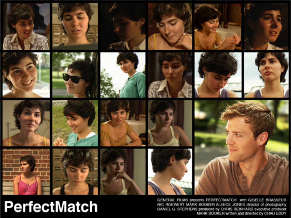 Perfect Match, a romantic comedy in three acts.'s video poster