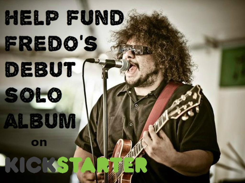 Fredo Ortiz Debut Solo Album - BONGOLOIDZ's video poster