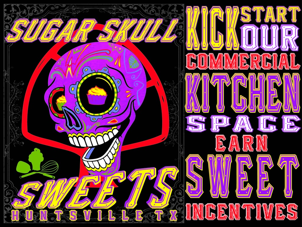 Sugar Skull Sweets is going commercial's video poster