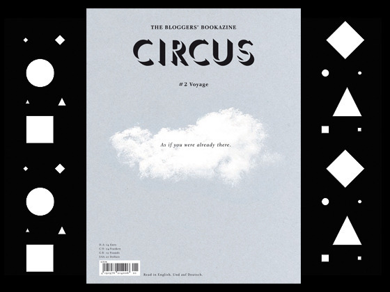 CIRCUS Voyage — The Bloggers' Bookazine's video poster