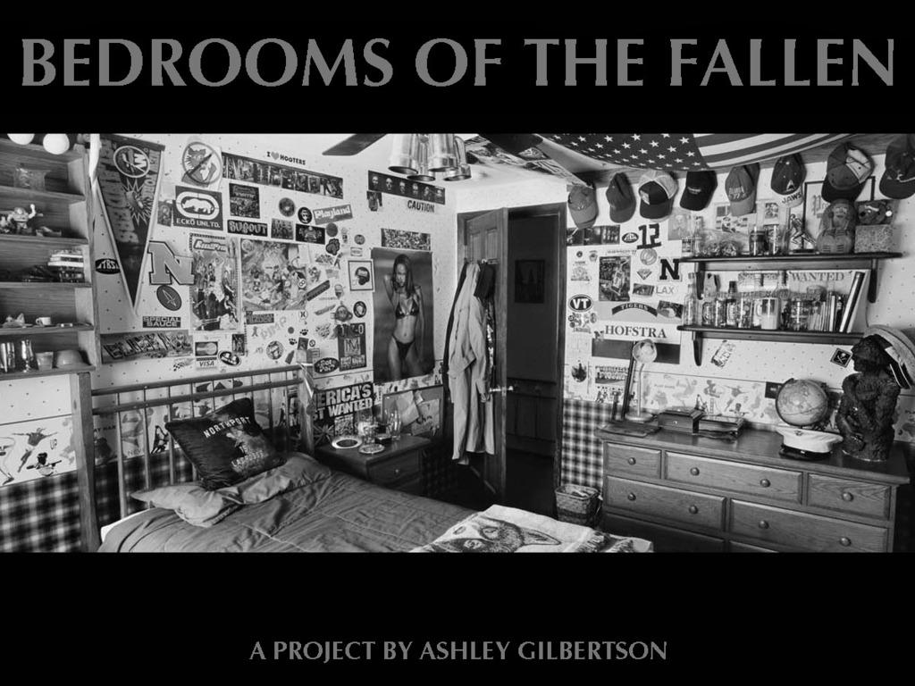 Bedrooms of The Fallen's video poster