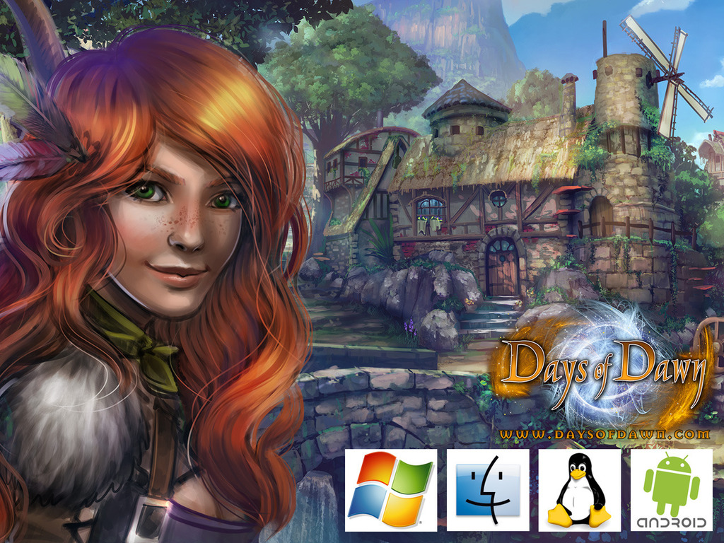 Days of Dawn – A Fantasy RPG's video poster