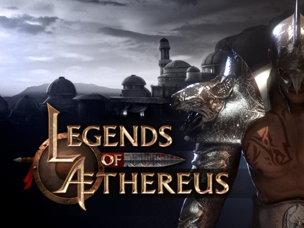 Legends of Aethereus - Action RPG's video poster