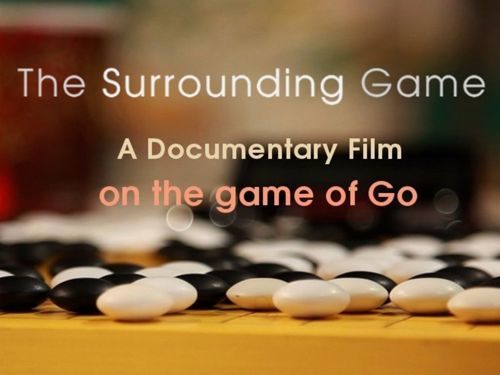 The Surrounding Game: A Documentary Film's video poster