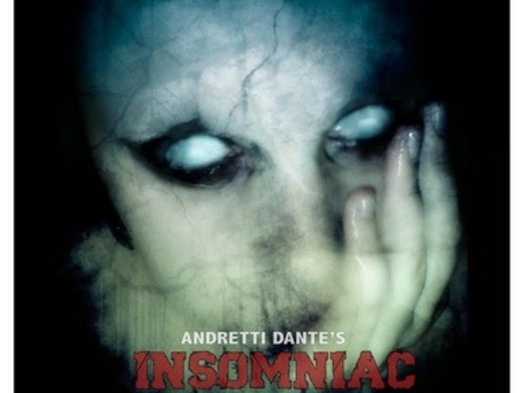 Andretti Dante presents Insomniac Theatre's video poster