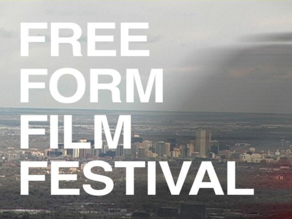 FREE FORM FILM FESTIVAL's video poster