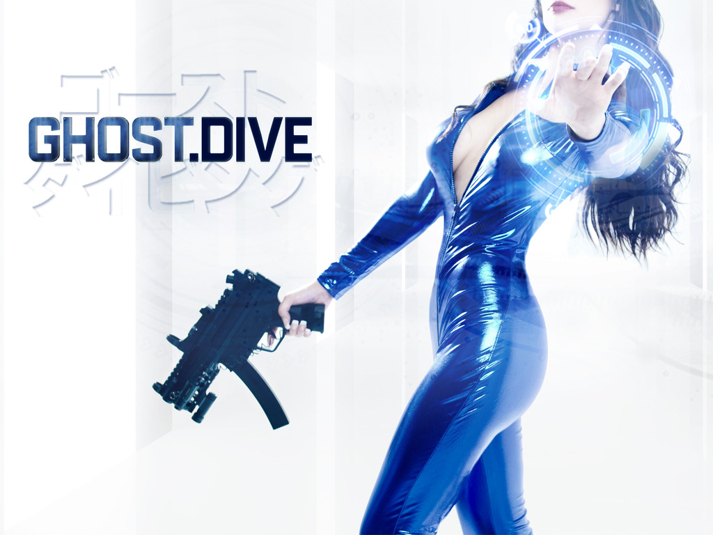 Ghost Dive's video poster