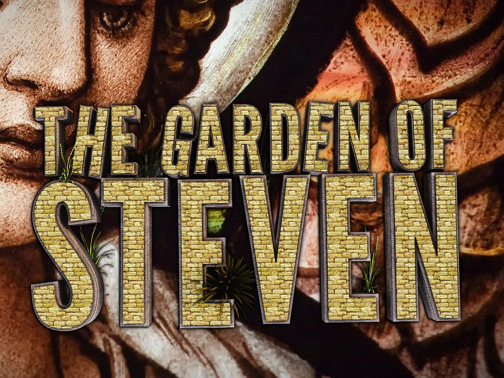 The Garden of Steven's video poster