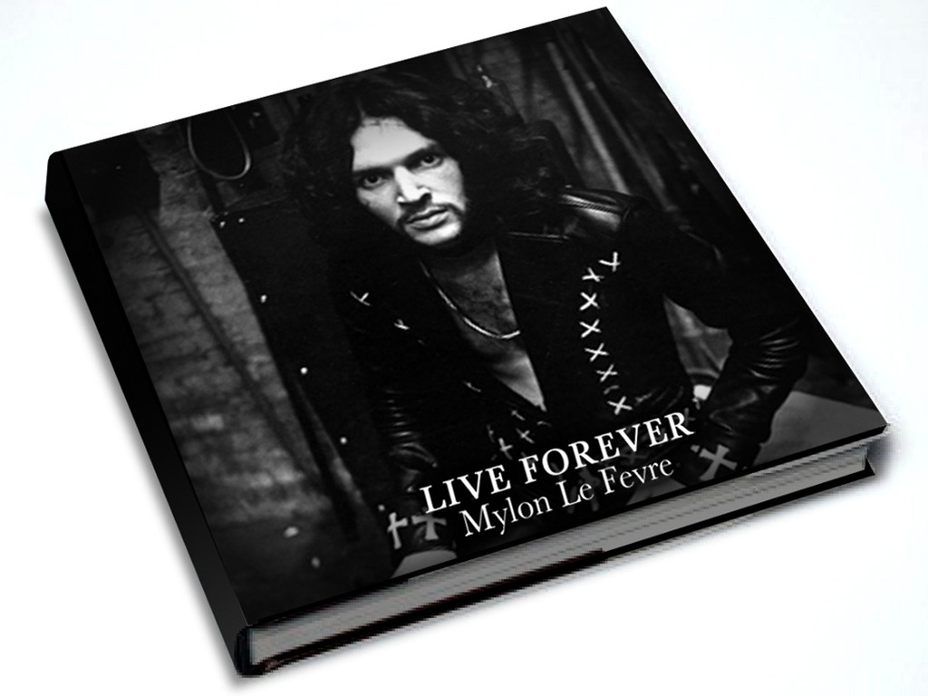 Live Forever - The Mylon Le Fevre Story's video poster