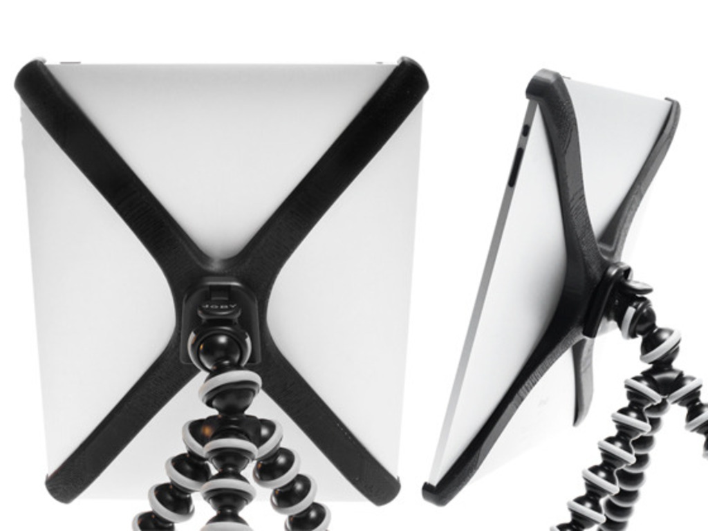 X Grip Case for iPad's video poster