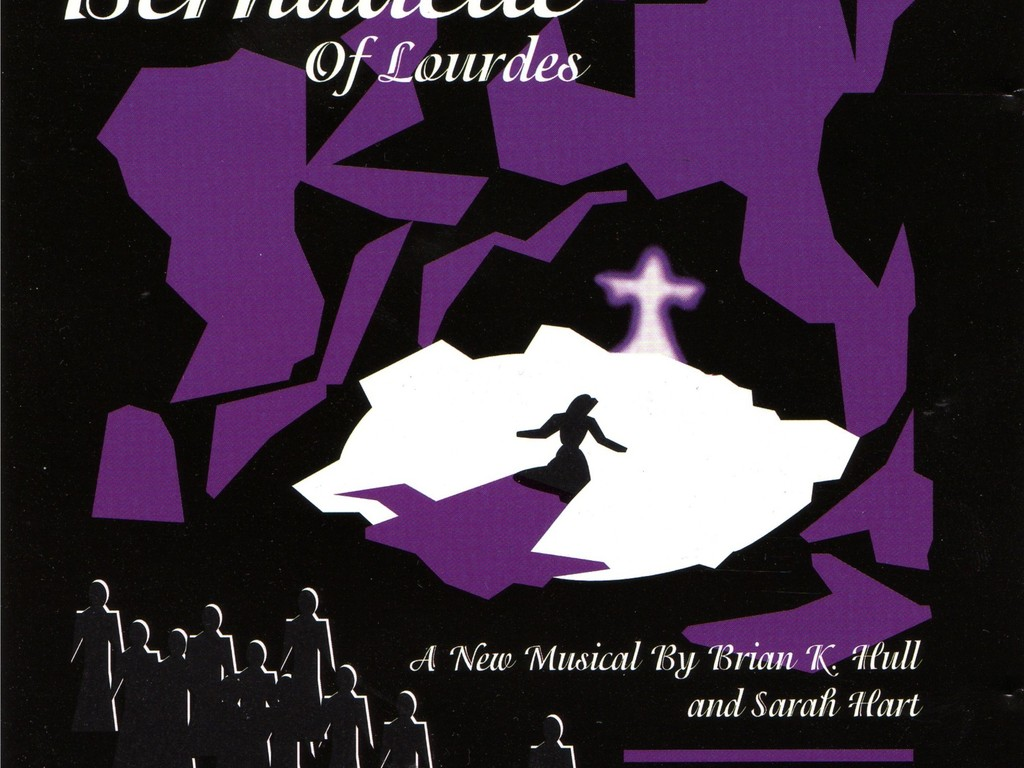 Bernadette of Lourdes - The Musical Soundtrack's video poster