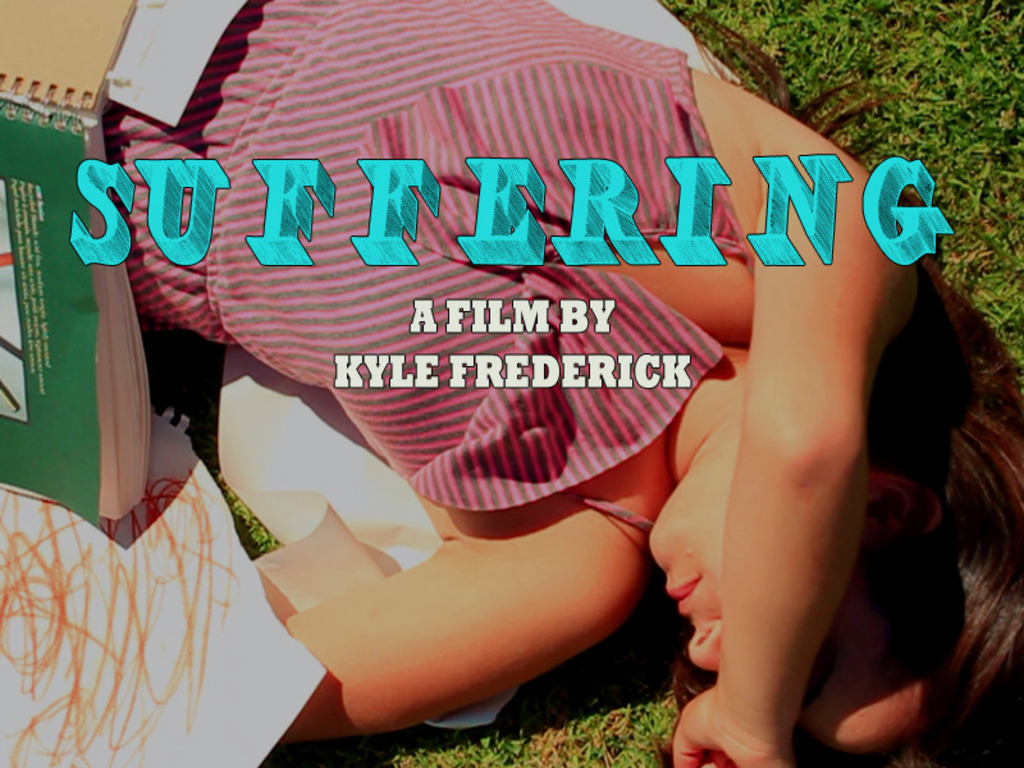 Suffering - A Dark Comedy About Art & Identity's video poster