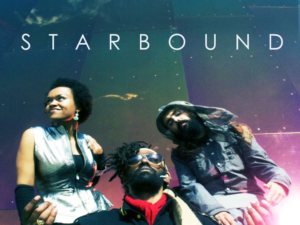 StarBound: The Remi(x) Album, AR Video Game & Comic Book's video poster