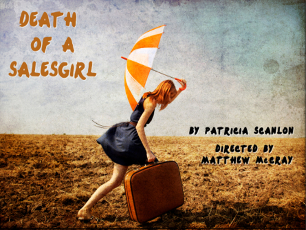 Death of a Salesgirl's video poster