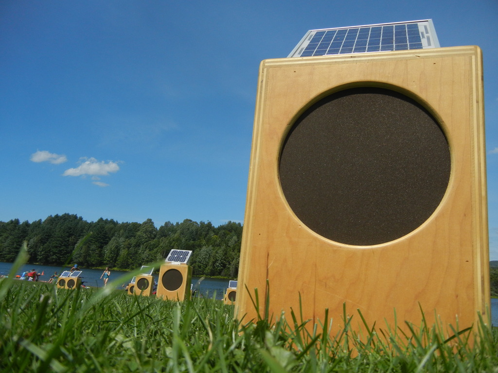 Sun Boxes in Vermont State Parks's video poster