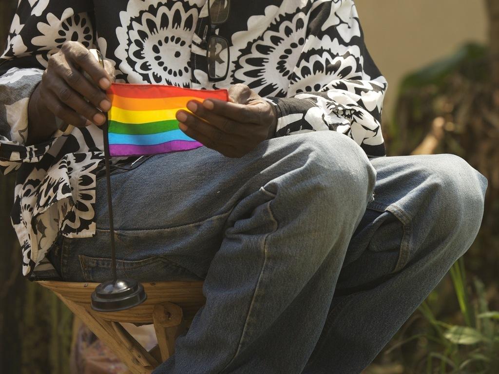 Help us edit CALL ME KUCHU, a film about LGBT Ugandans's video poster