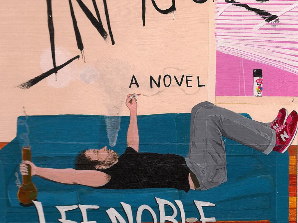 Infidels, a novel's video poster