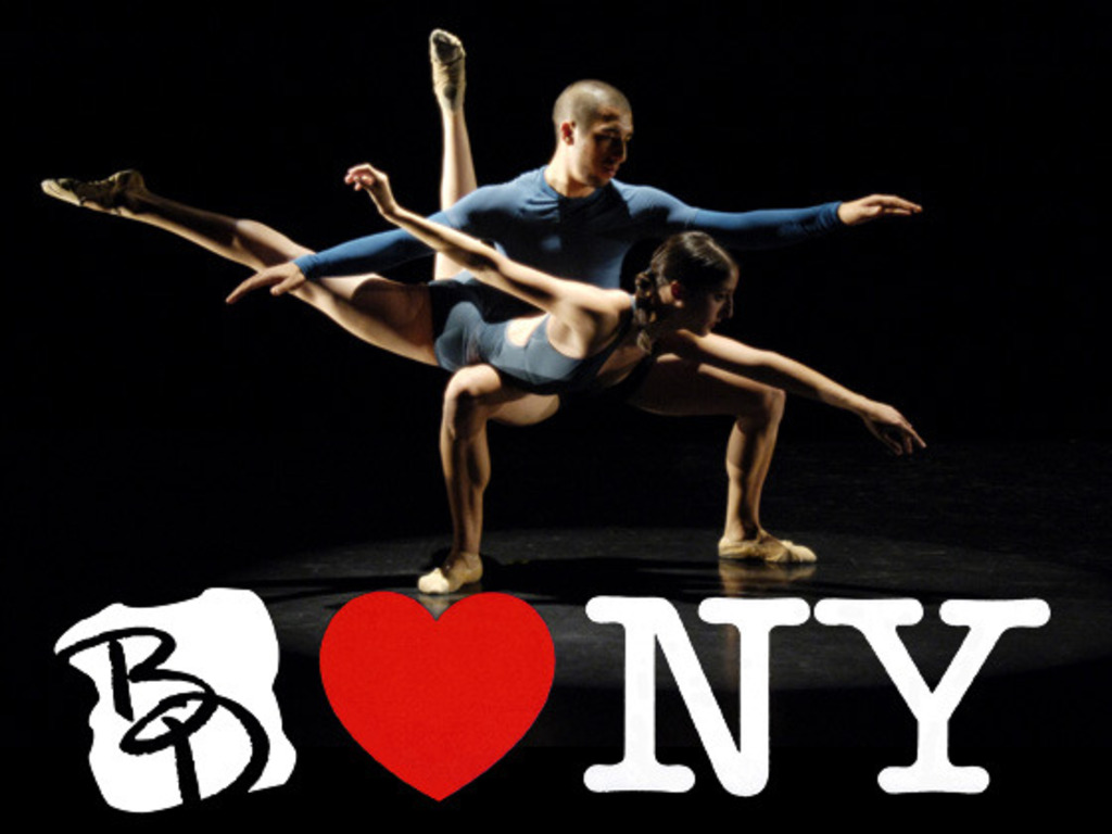 Backhausdance is Performing in New York at Joyce SoHo's video poster