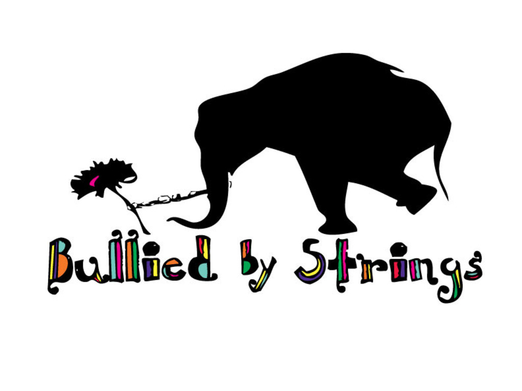 BULLIED BY STRINGS makes a music video's video poster