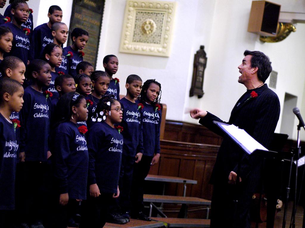 Singing City Children's Choir's video poster