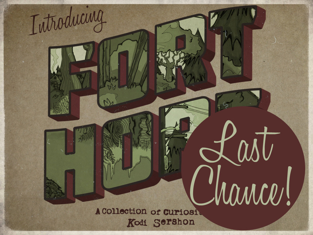 Fort Hope's video poster