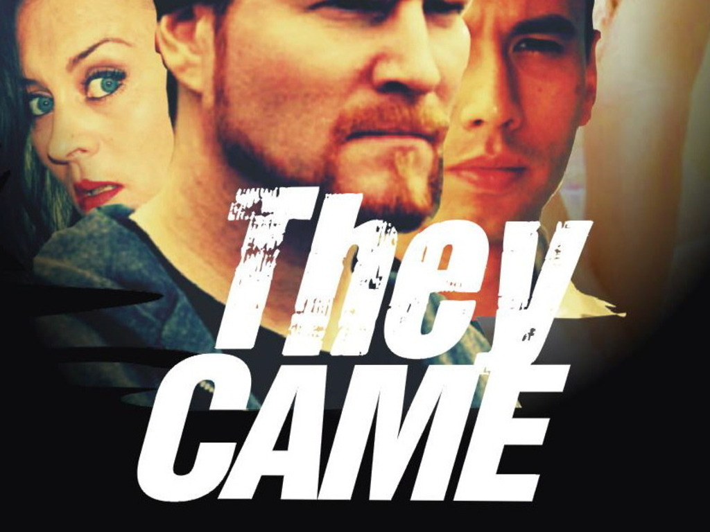 THEY CAME's video poster