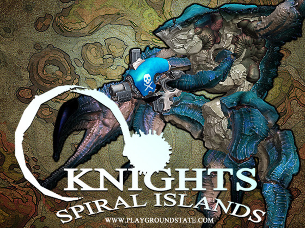 Knights: Spiral Islands's video poster