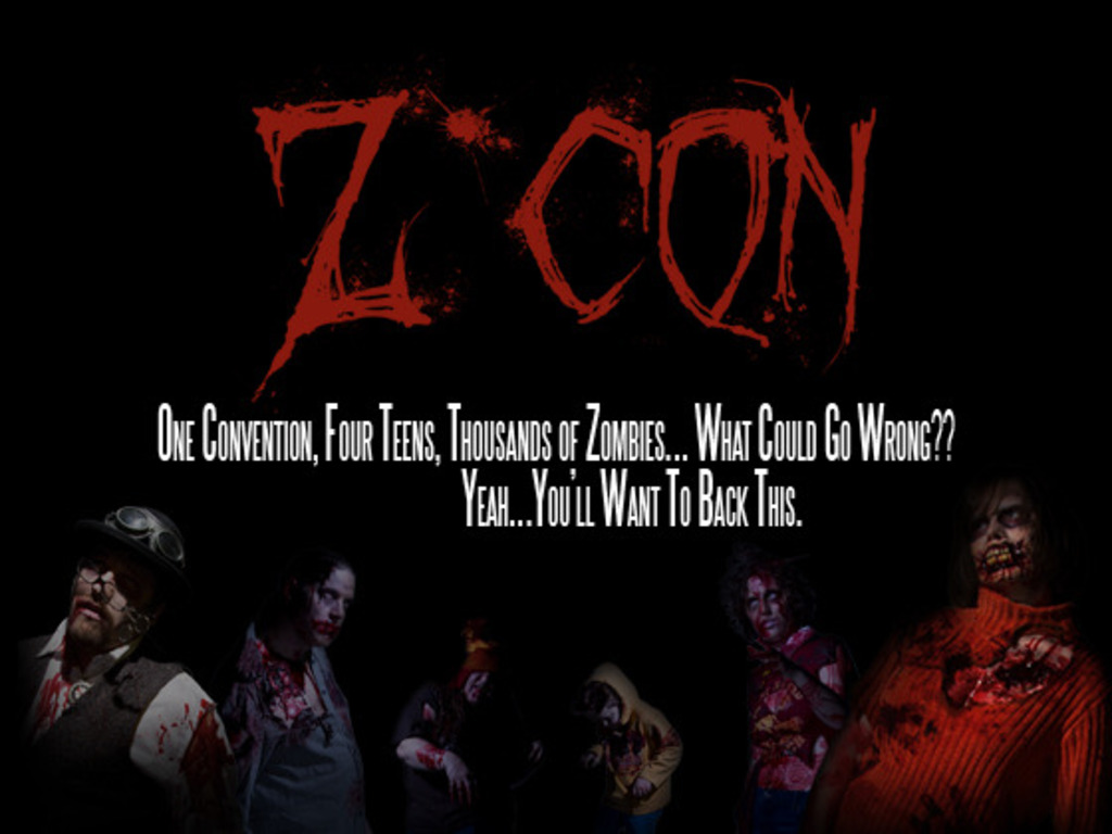 Z*Con - A Feature Length Film's video poster