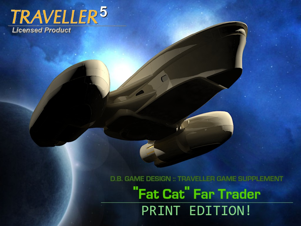 """Fat Cat"" Far Trader - Print Edition!'s video poster"