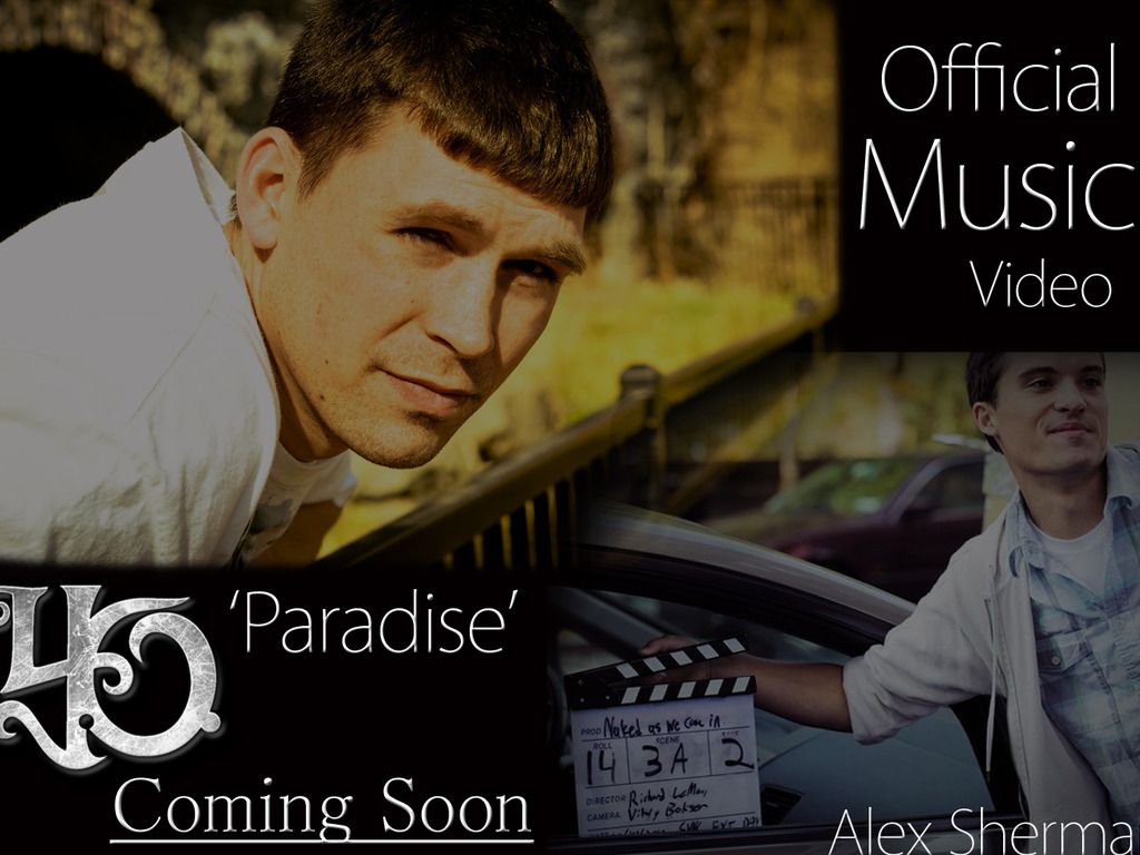 Official Music Video 'Paradise' with a POWERFUL message!!!'s video poster