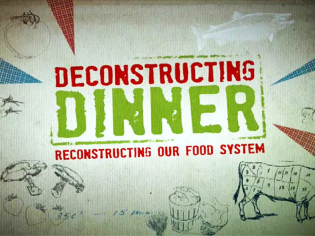 Deconstructing Dinner - A Mini-Series on Food's video poster