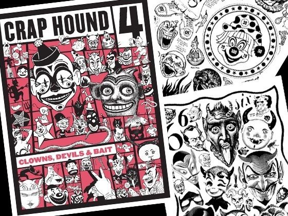 Crap Hound #4: Clowns, Devils & Bait!'s video poster