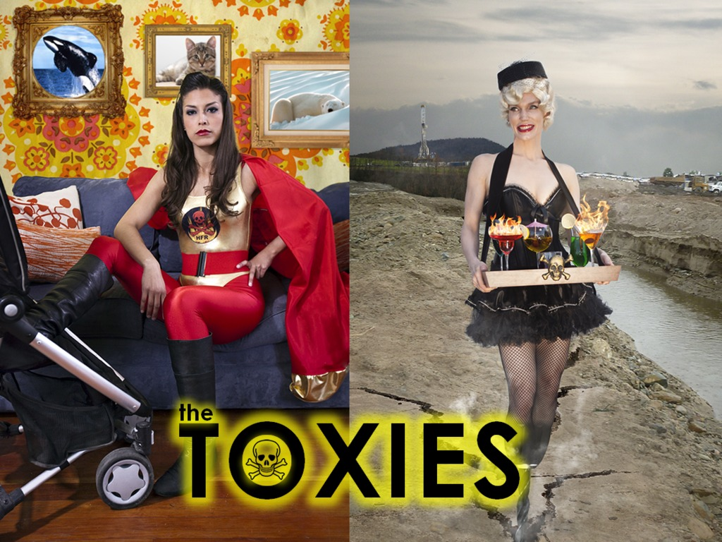 The Toxies's video poster