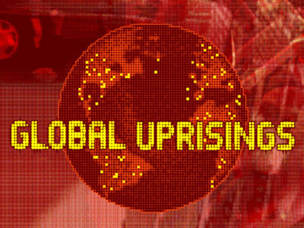 Global Uprisings's video poster