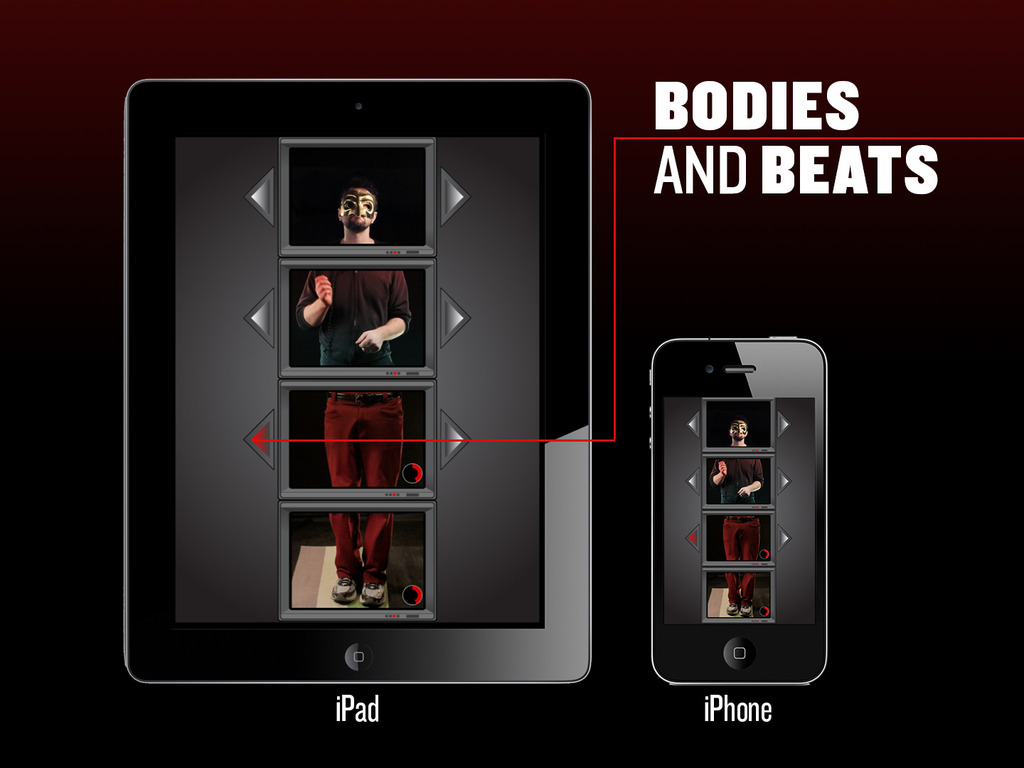 Bodies and Beats - iOS App for iPhone & iPad's video poster