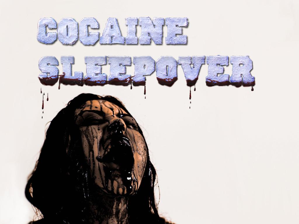 COCAINE SLEEPOVER's video poster