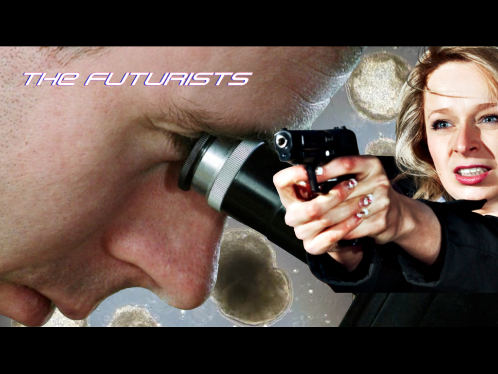 Indie Feature Action Romance.... Will You Miss The Future?'s video poster