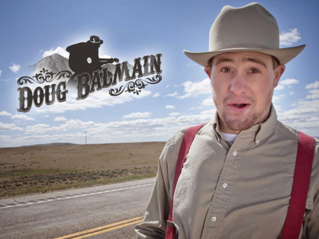 Doug Balmain's First Full-Length Album's video poster
