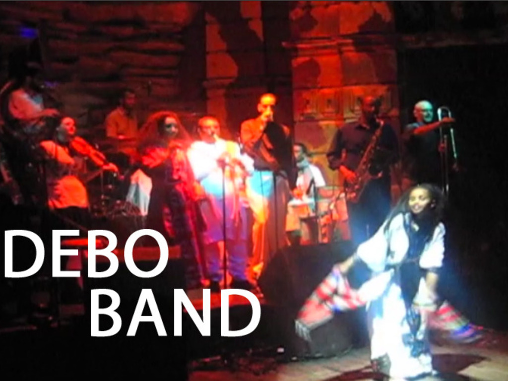 Debo Band Returns to Africa's video poster
