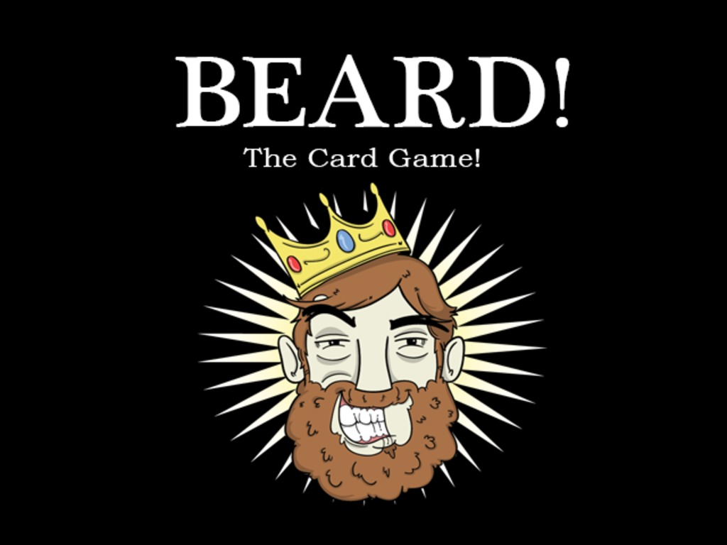 BEARD! The Card Game's video poster