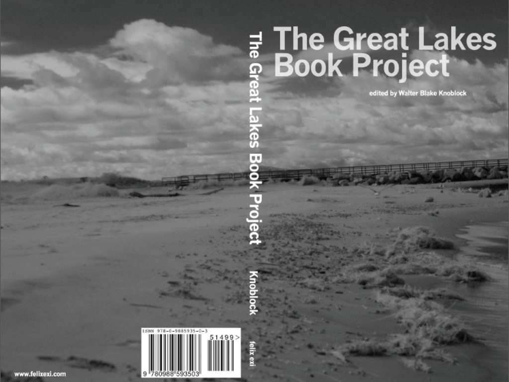The Great Lakes Book Project:  Regional Anthology's video poster