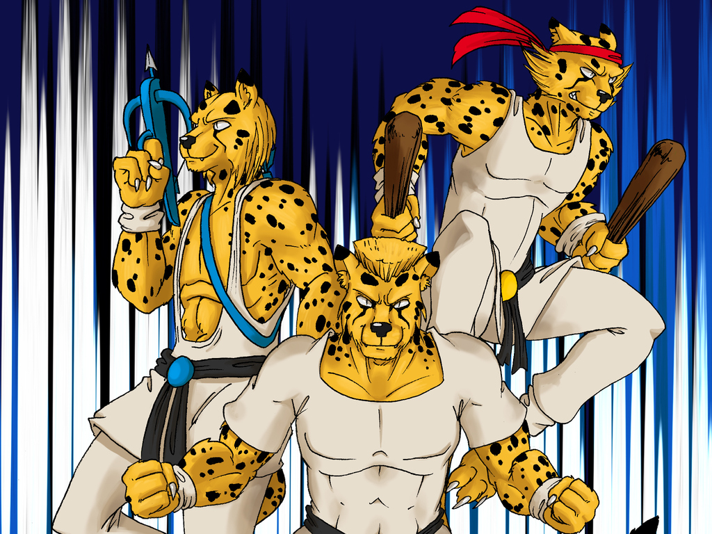 CHEETAHMEN II : THE LOST LEVELS's video poster