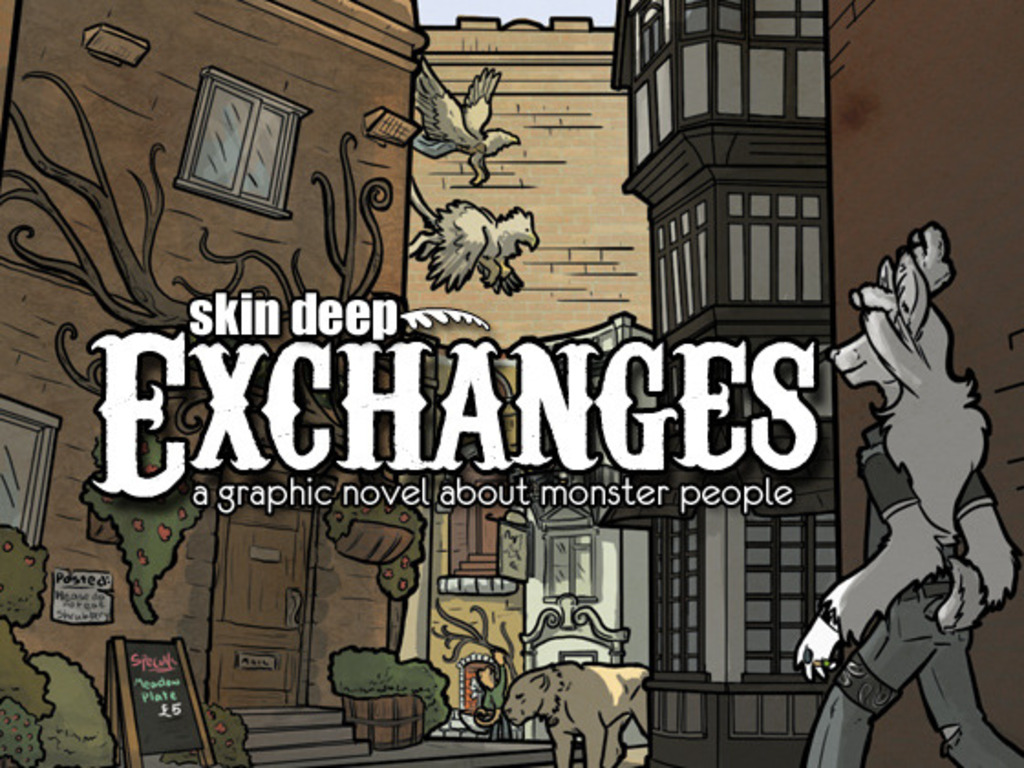 Skin Deep: Exchanges - The Secret Lives of Monster People's video poster