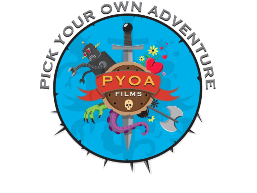 Pick Your Own Adventure Films - Horror's video poster