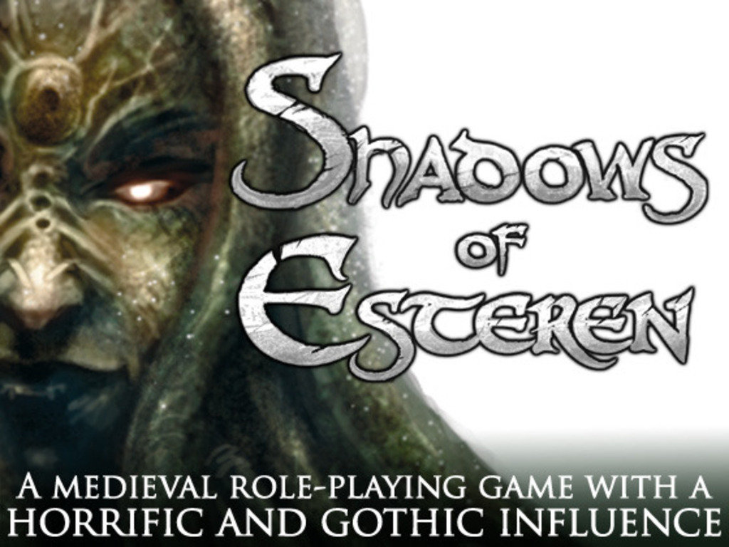 Shadows of Esteren: A Medieval Horror RPG's video poster