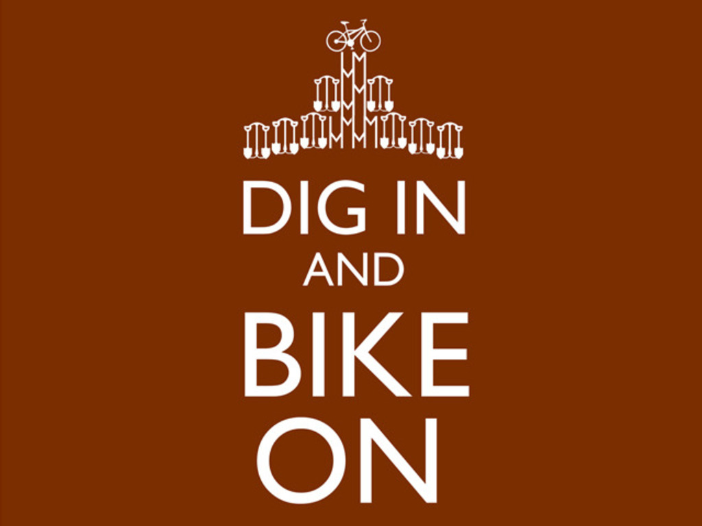 Dig In & Bike On's video poster