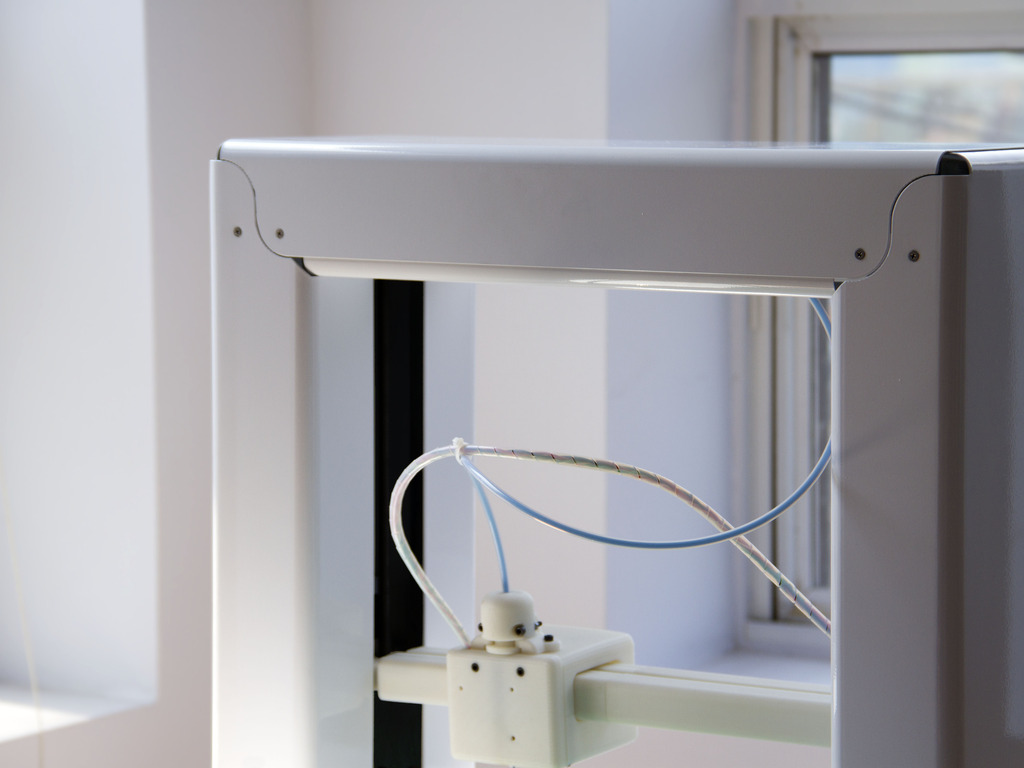 PandaBot: a friendly, affordable 3D printer (Canceled)'s video poster