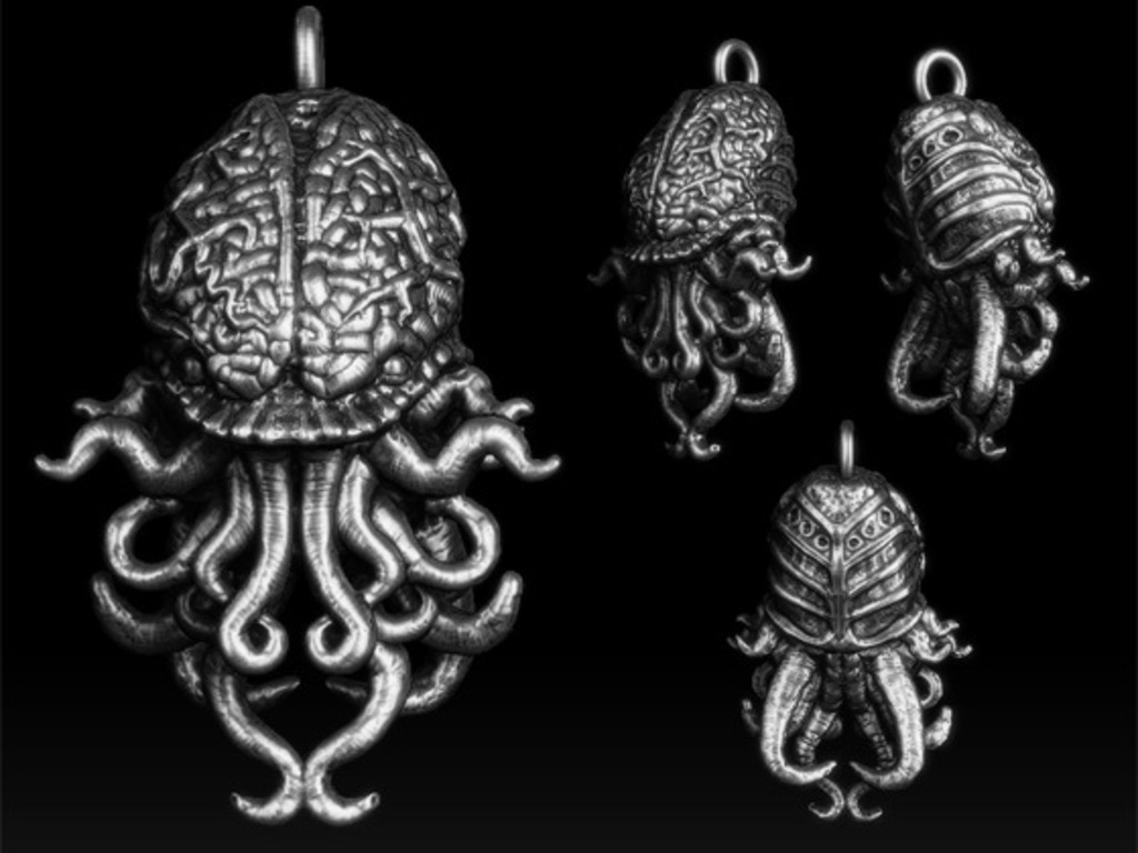 Cthulhu Pendant's video poster
