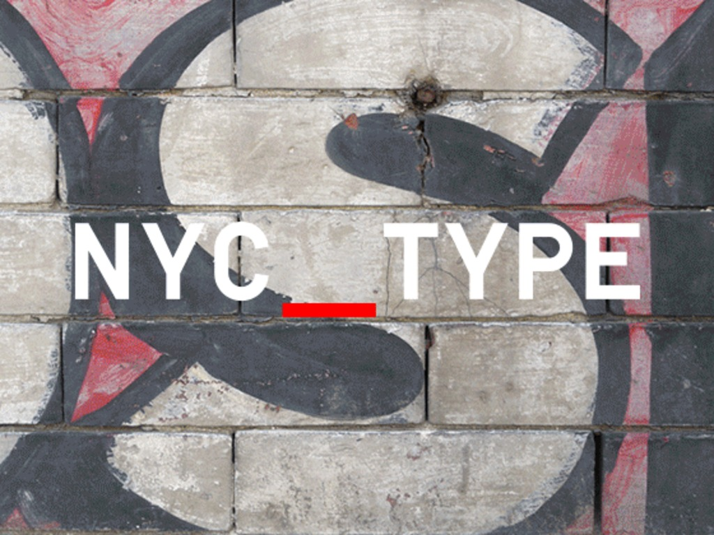 NYC Type's video poster
